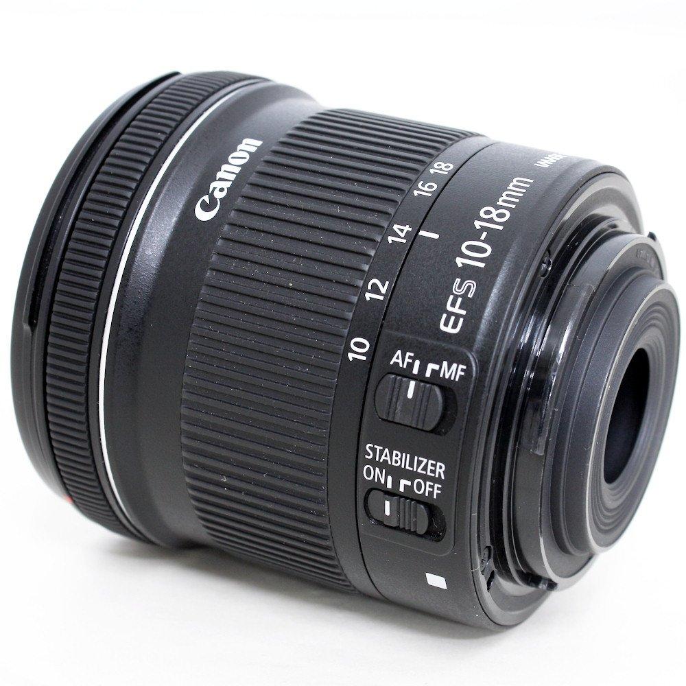 Kết quả hình ảnh cho Canon EF-S 10-18mm f/3.5-5.6 IS STM :