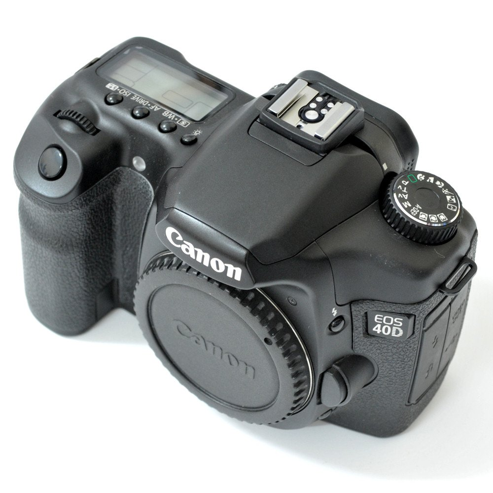 USED] Canon EOS 40D Digital SLR Camera (Excellent Condition