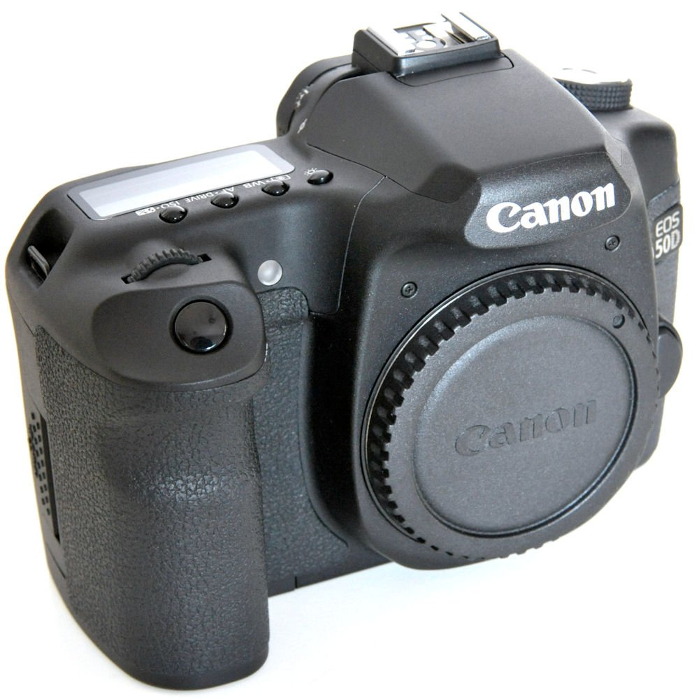 [USED] Canon EOS 50D Digital SLR Camera + EF-S 18-55mm
