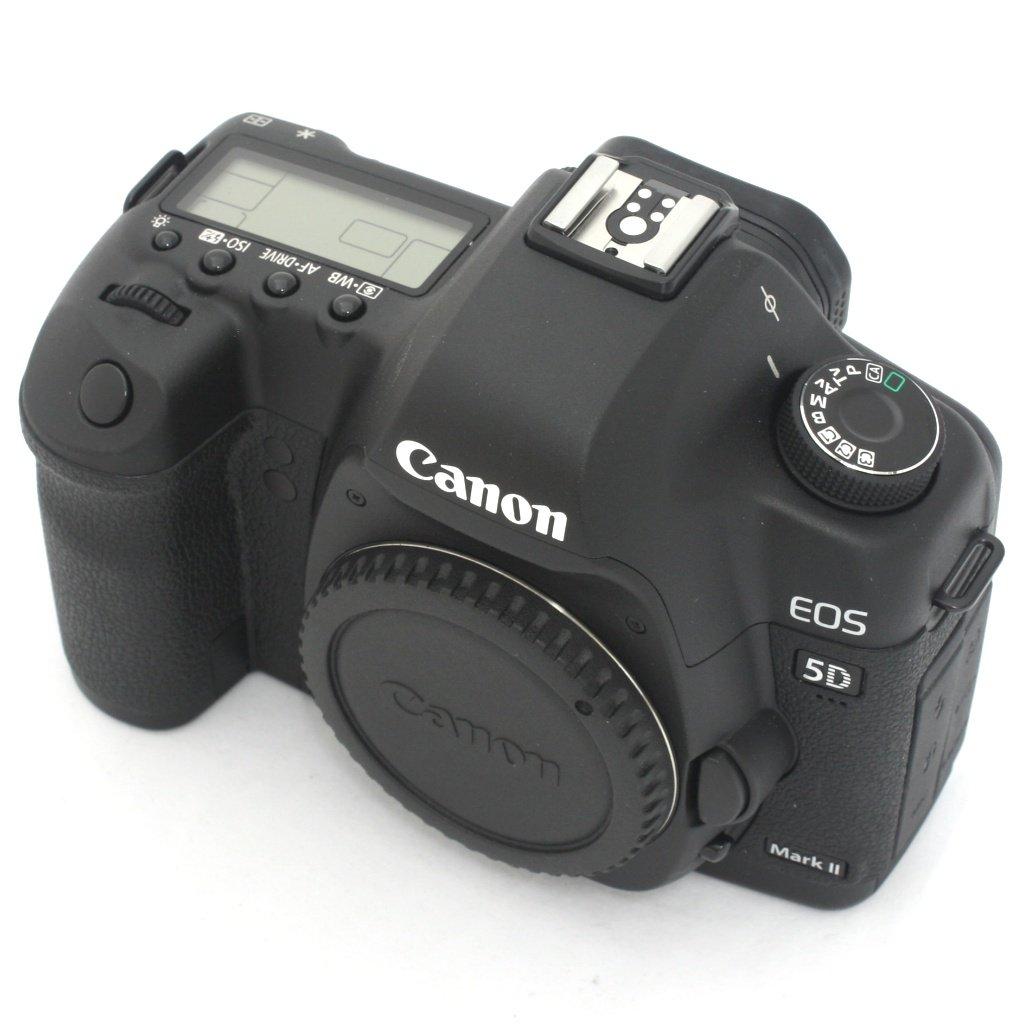 Used canon eos 5d mark ii digital camera camera body for Canon 5d mark i