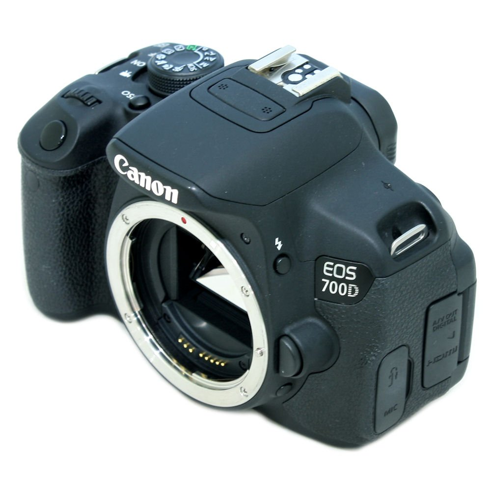 USED] Canon EOS 700D DSLR Camera (Body Only) (S/N