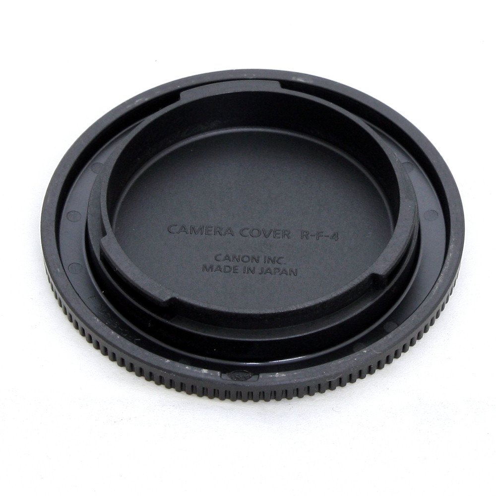 used canon r f 4 camera cover body cap for eos m mirrorless