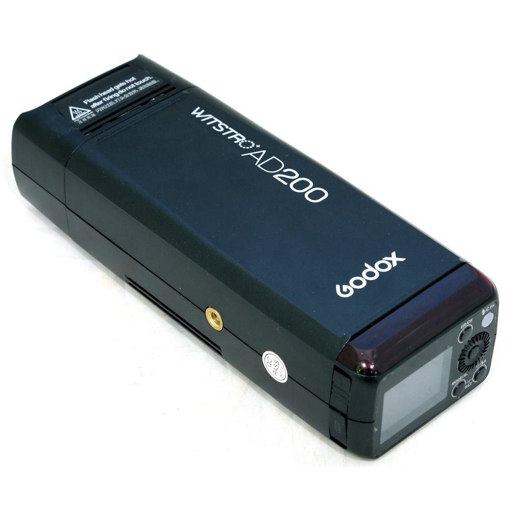 Godox Ad200 Flash Error