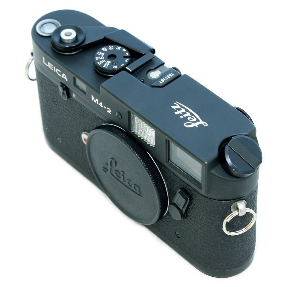 USED] Leica M4-2 35mm Rangefinder Film Camera (Body Only