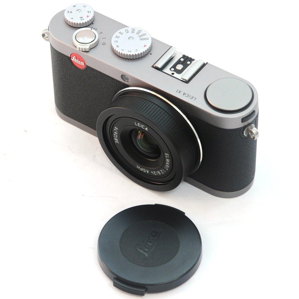USED] Leica X1 Digital Compact Camera With Elmarit 24mm f/2 8 ASPH
