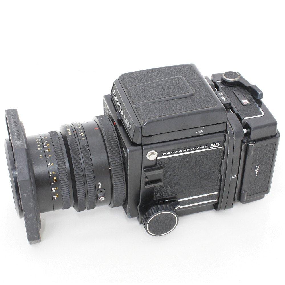 USED] Mamiya RB67 Pro S Medium Format Camera + Mamiya RZ67