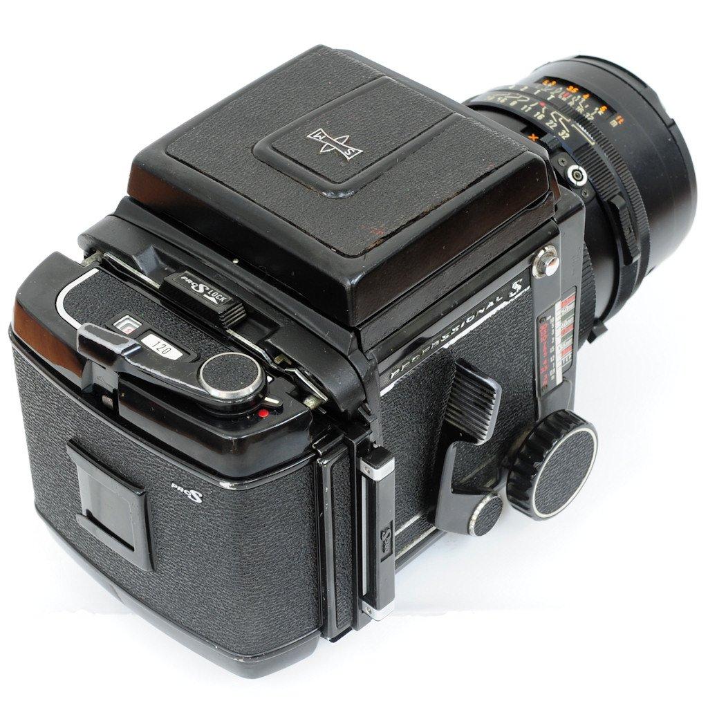 USED] Mamiya RB67 Pro S Medium Format Film Camera + Mamiya