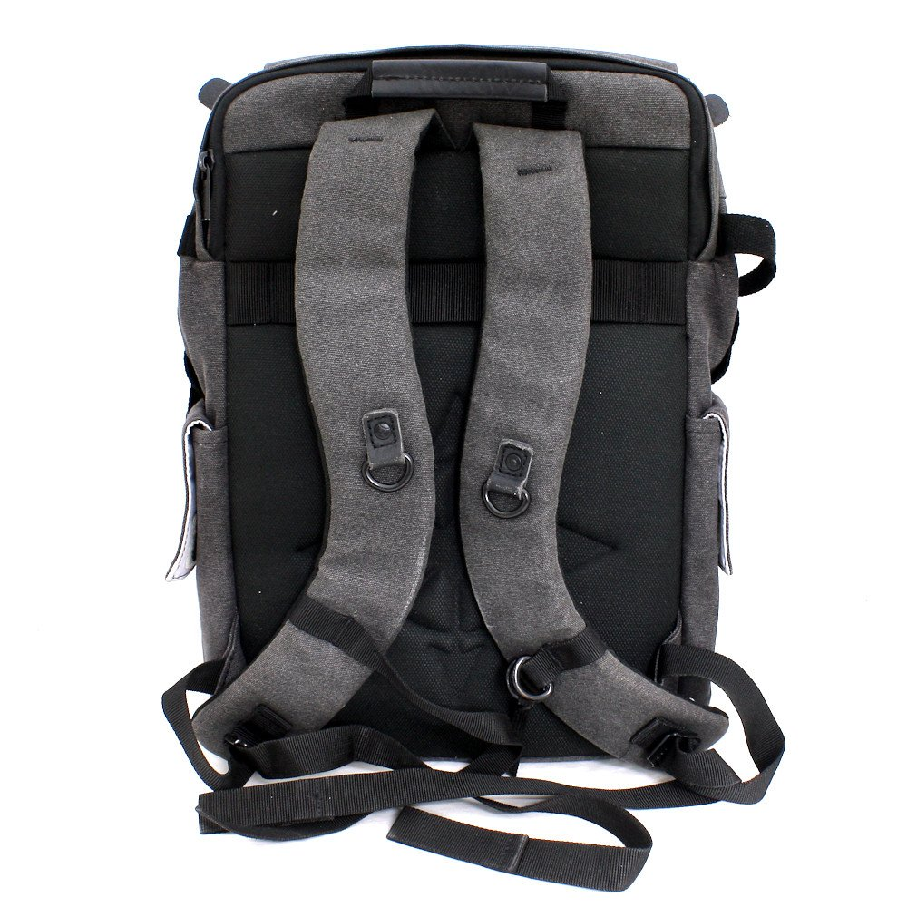 c44344ff258  USED  National Geographic NG W5071 Walkabout Medium Rucksack (Gray)  (Excellent Condition!)