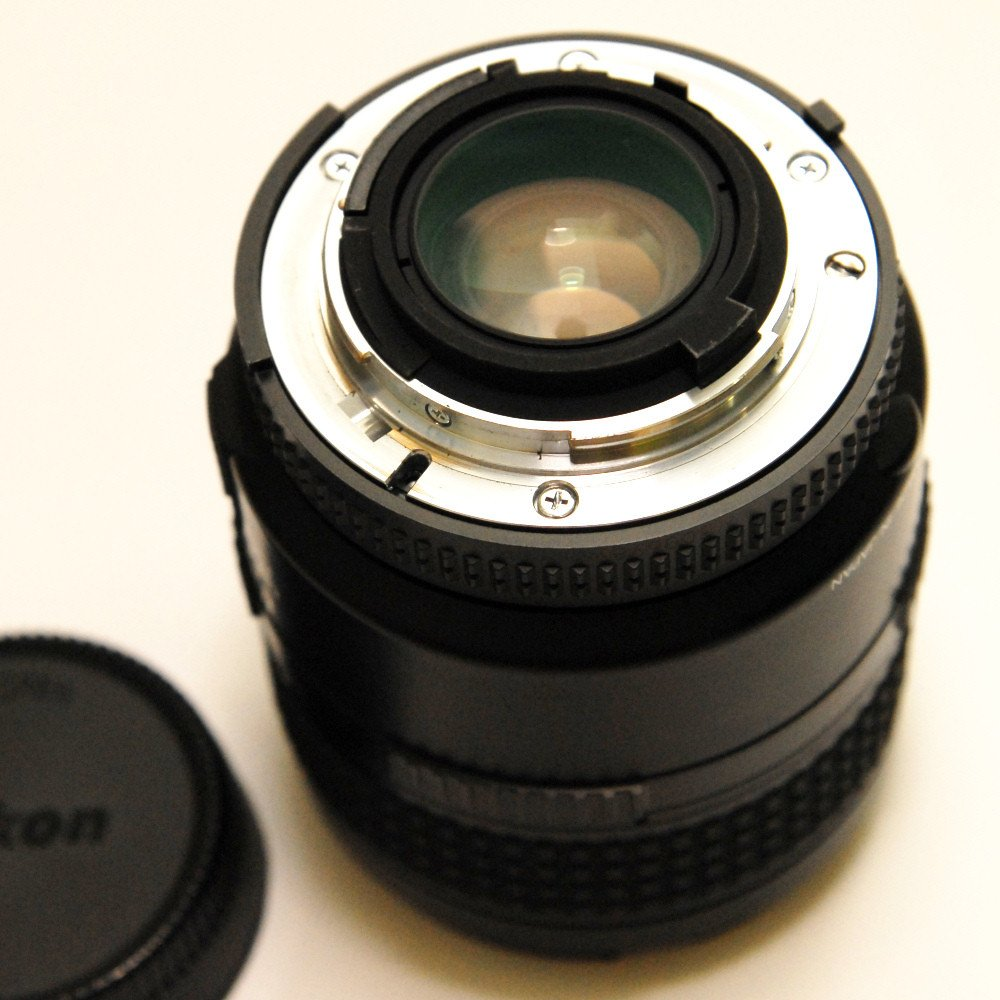 Used Nikon Af 60mm F 28d Micro Lens Near New In Box Shashinki 28mm F28d