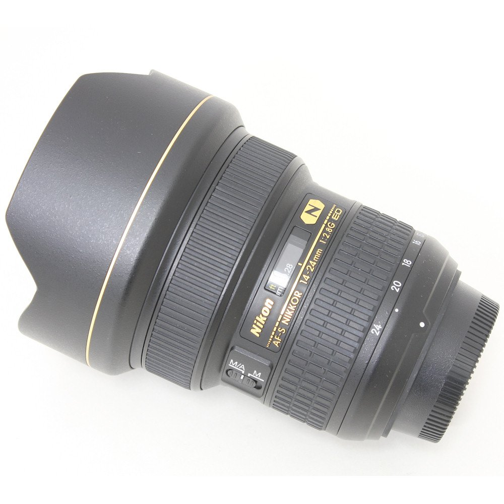 Image result for USED NIKON AF-S 14-24MM F/2.8G LENS
