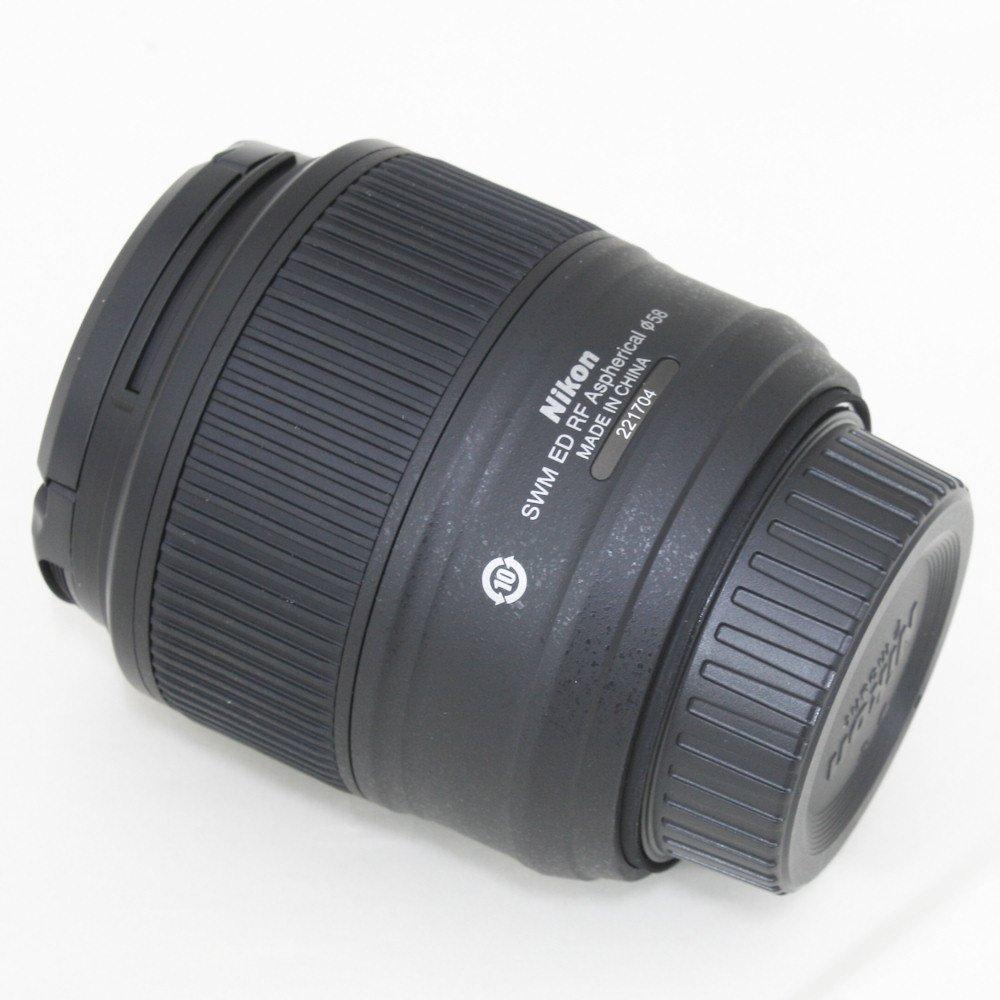 USED] Nikon 35mm f/1.8G ED AF-S NIKKOR Lens (FX Full Frame Lens) (S ...