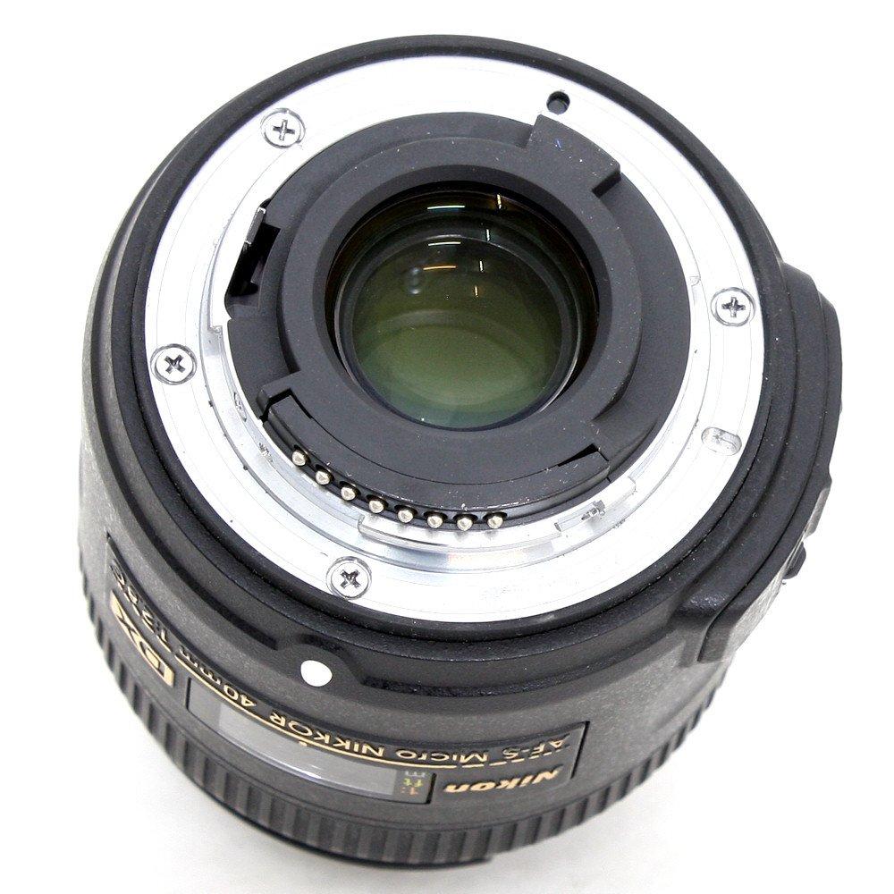 USED] Nikon 40mm f/2 8G AF-S DX Micro Nikkor ED Macro