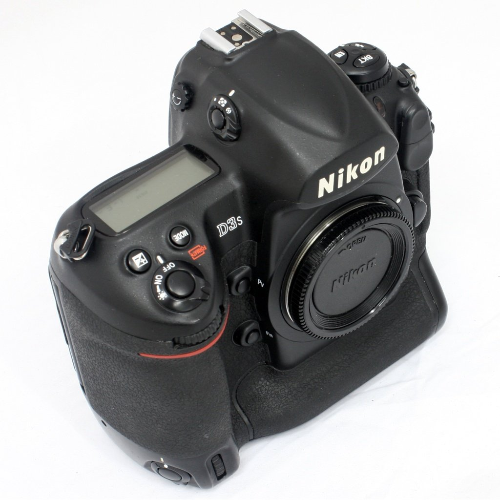 USED] Nikon D3s Full Frame FX DSLR Camera (Good Condition! Shutter ...
