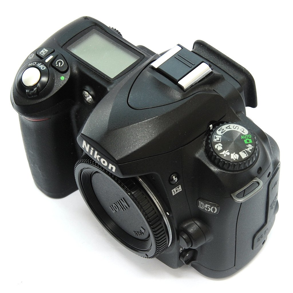 [USED] Nikon D50 Digit...