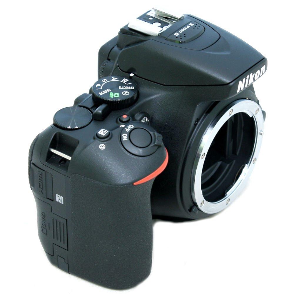 Used Nikon D5600 Dslr Camera With Af P 18 55mm F 35 56g Dx Nikkor Kit Vr