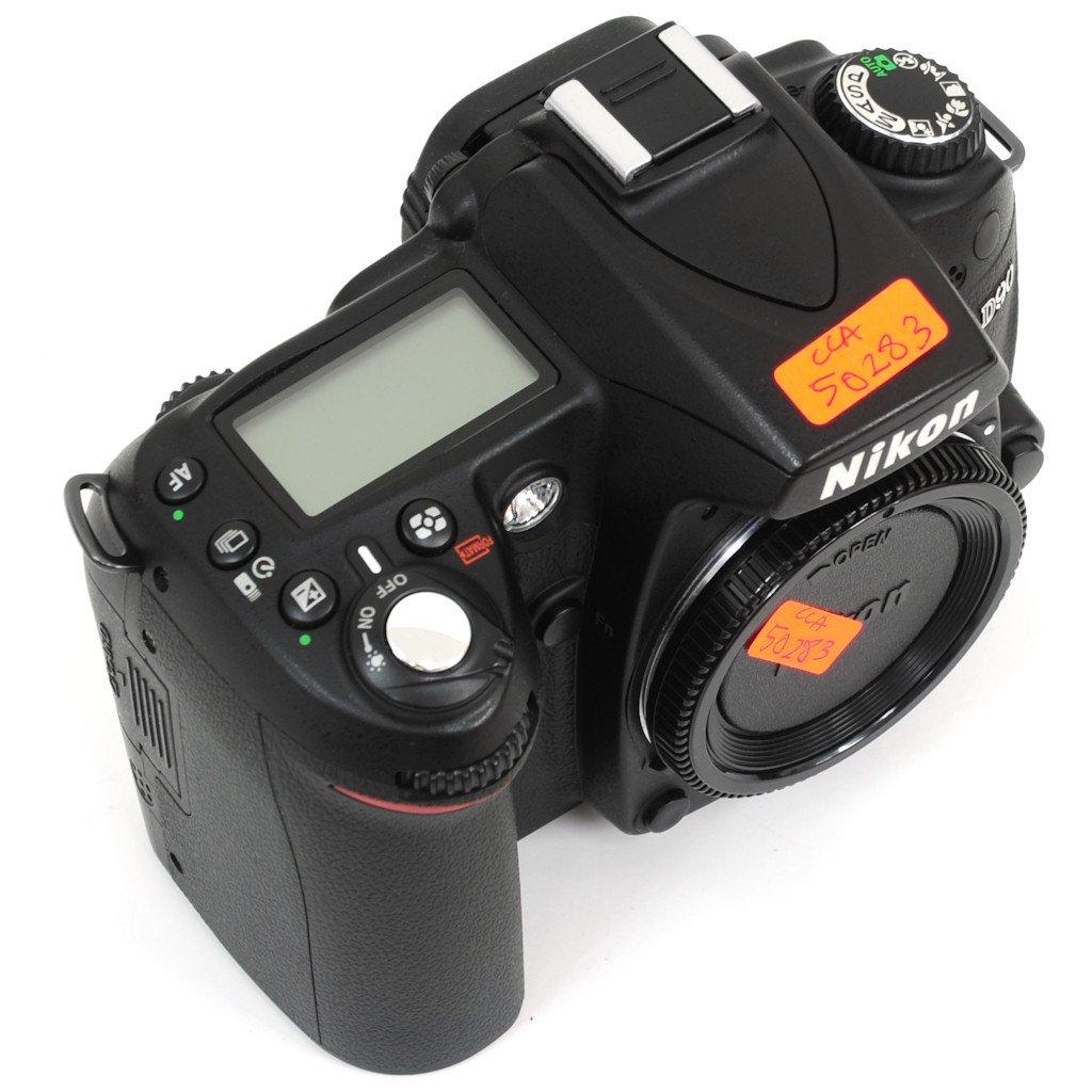 used nikon d90 dslr camera body excellent condition shutter rh shashinki com