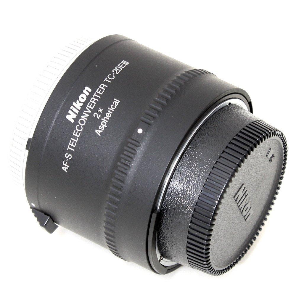 Nikon Tc-20e Iii 2x Af-s Af-i Teleconverter Review
