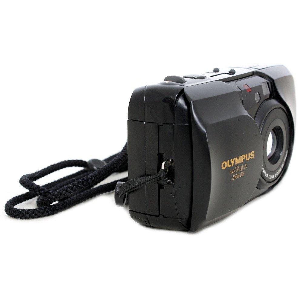 Used Olympus Infinity Stylus Zoom Dlx Camera 35 70mm