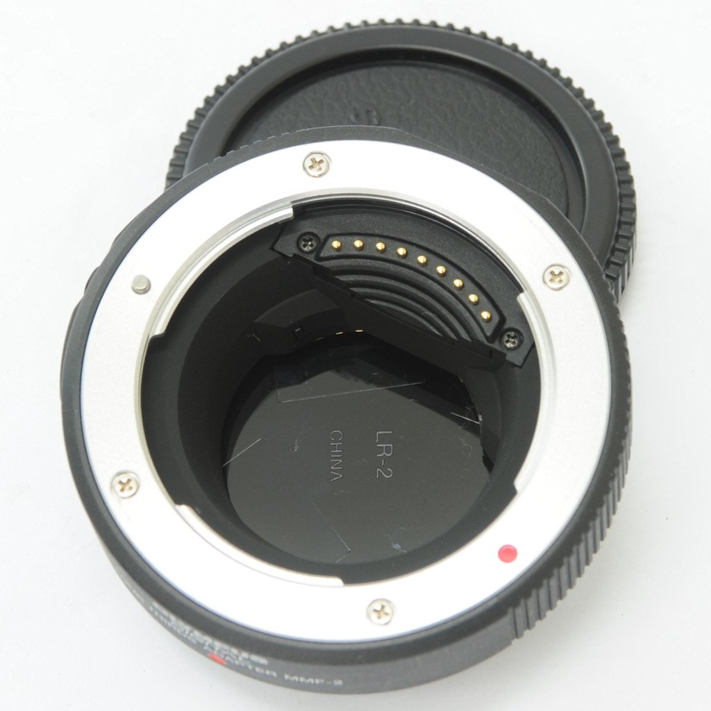USED] Olympus MMF-2 Four Thirds to Micro Four Thirds Lens