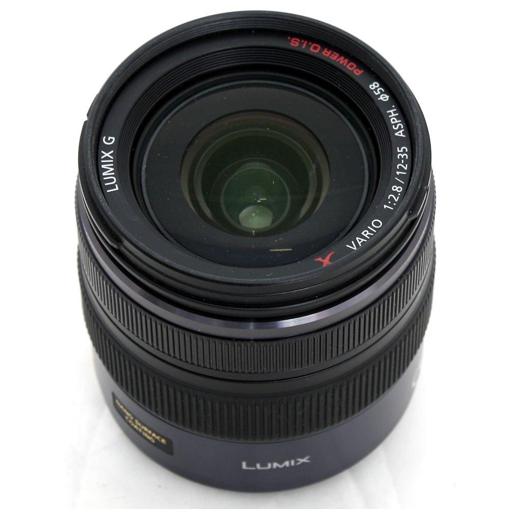 Used Panasonic Lumix G X Vario 12 35mm F 28 Asph Lens S N Power Ois H Hs12035e