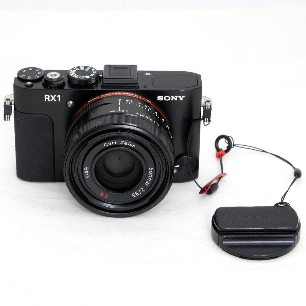 USED] Sony Cyber-shot DSC-RX1 Full Frame Compact Digital Camera (S/N ...