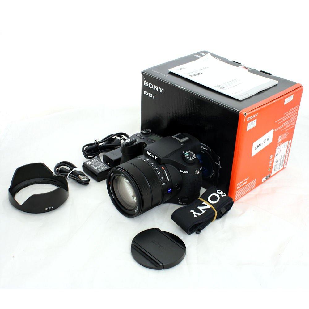 USED] Sony Cyber-shot DSC-RX10 III Digital Camera (S/N: 4490757
