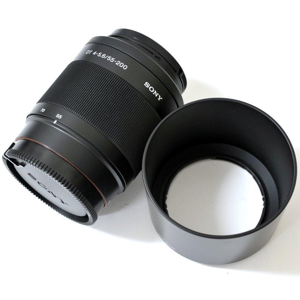 [USED] Sony SAL-55200 55-200mm f/4-5.6 DT Autofocus Lens ...