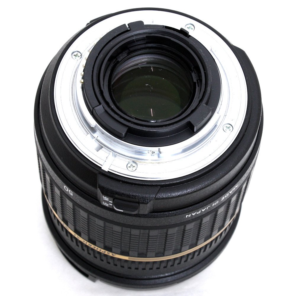 Used Tamron 17 50mm F 28 Sp Xr Di Ii Ld Aspherical If A16nii For Canon Af