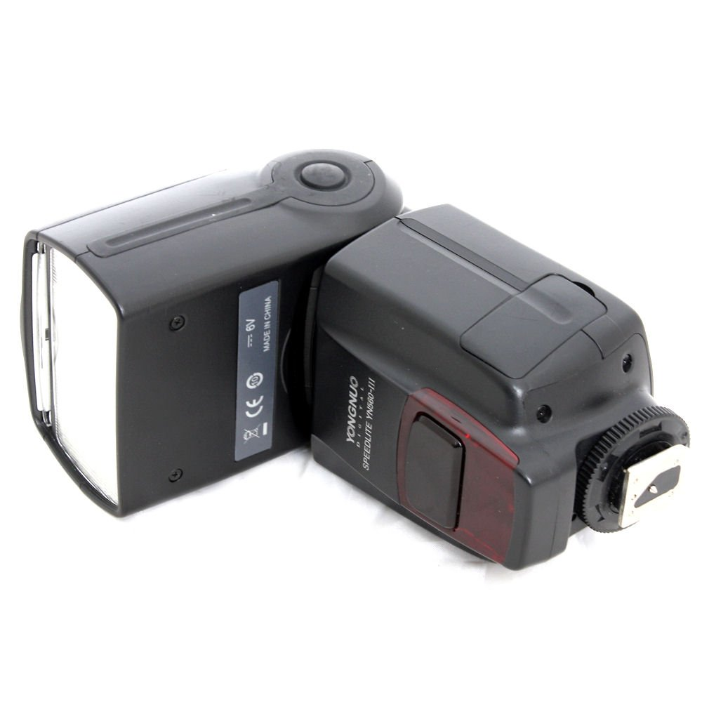 Used Yongnuo Yn 560iii Manual Flash S N 53199547 Excellent Speedlight