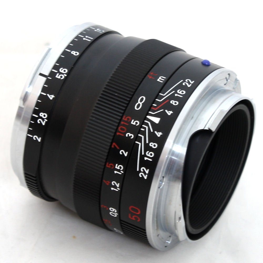 USED] Zeiss Normal 50mm f/2 Planar T* ZM Manual Focus Lens Zeiss