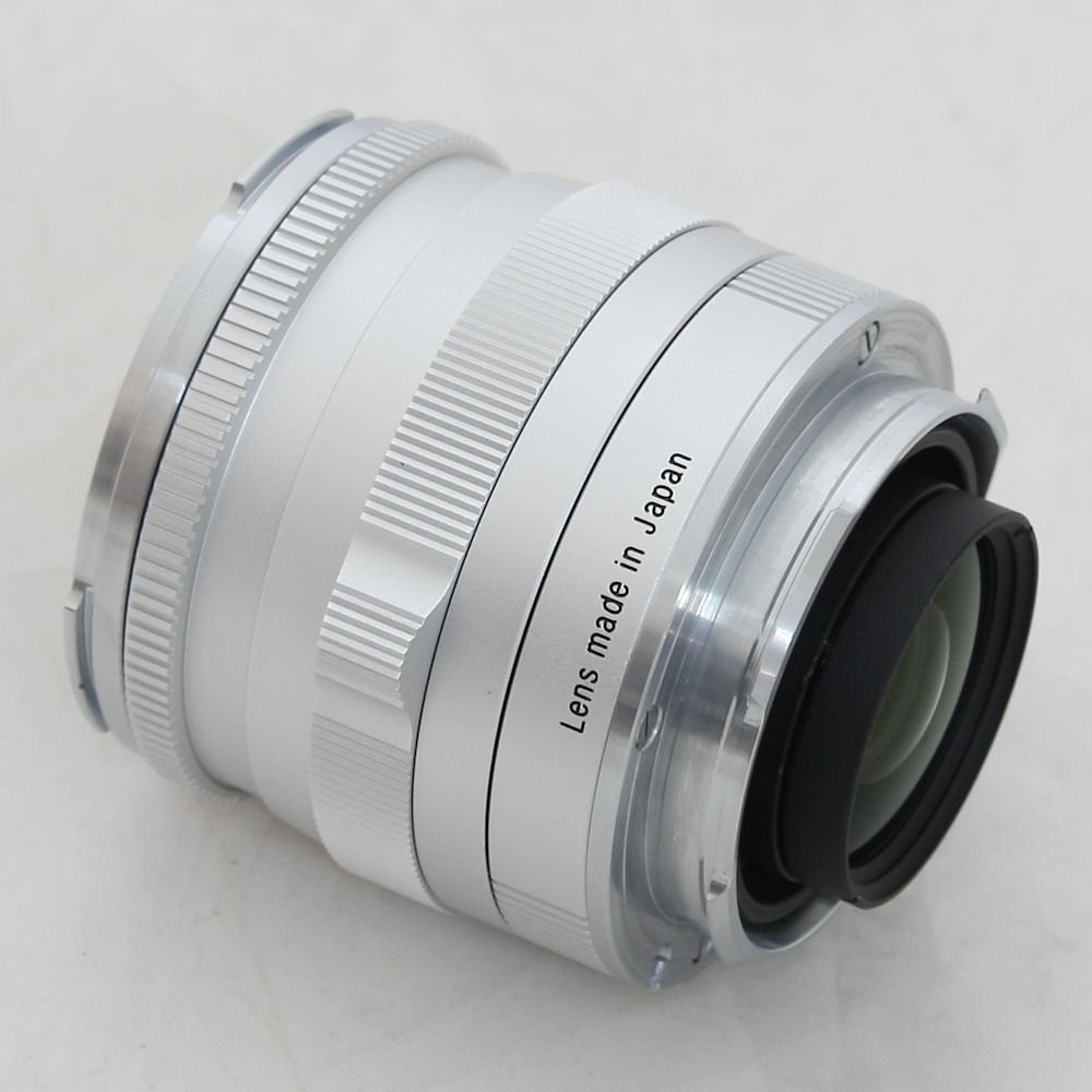 USED] Zeiss 35mm f/2 Biogon T* ZM Wide Angle Manual Focus Lens for