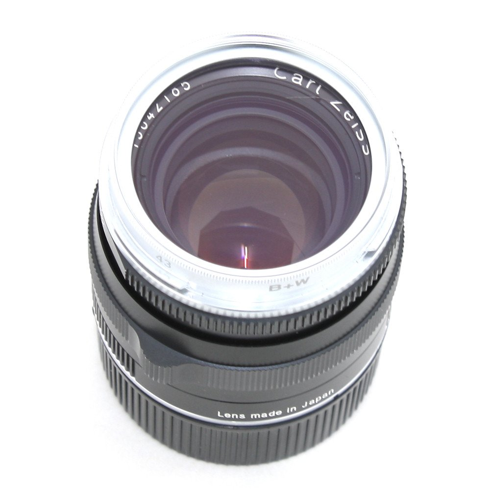USED] Zeiss 50mm f/2 Planar T* ZM Normal Manual Focus Lens for Leica