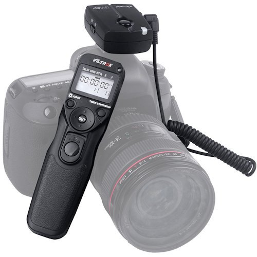 Viltrox JY-710 S2 Wireless Digital Timer Remote Controller