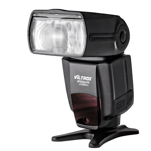 Viltrox JY-680A Automatic / Manual Flash for Canon Nikon Pentax Sony