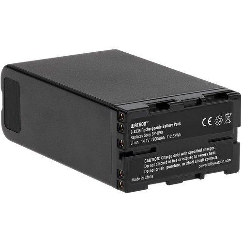 Watson BP-U90 Lithium-Ion Battery Pack (14 4V, 7800mAh) for Sony PMW