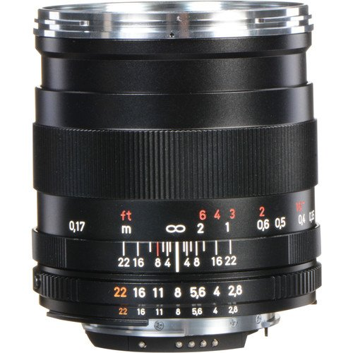 Zeiss Distagon T* 25mm f/2 8 ZF 2 Lens for Nikon F Mount | ShaShinKi