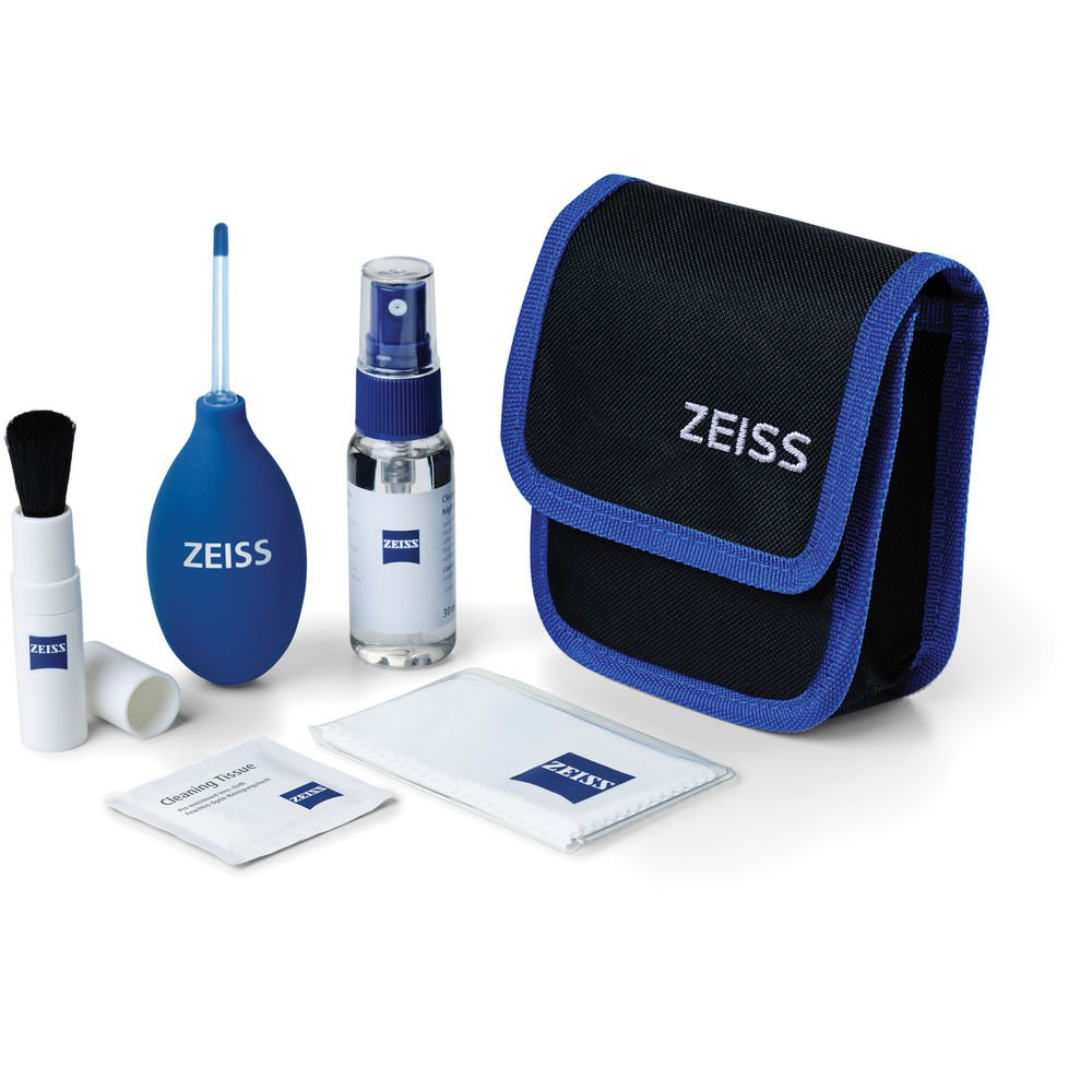 Zeiss Microfiber Cleaning Cloth: Zeiss Lens Cleaning Kit (Cleaning Fluid, Microfiber Cloth
