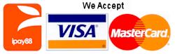 Credit Card (Visa & MasterCard)