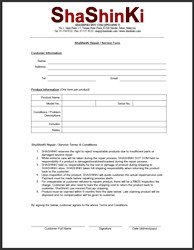 ShaShinKi Repair Form (PDF)