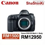 [Canon Prosperous] Canon EOS 5D Mark IV DSLR Camera (Body Only) (Canon Malaysia)
