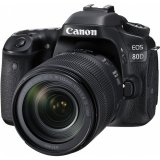 Canon EOS 80D DSLR Camera with EF-S 18-135mm f/3.5-5.6 IS USM Lens (Canon Malaysia)