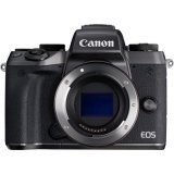 [Canon Prosperous] Canon EOS M5 Mirrorless Digital Camera (Free 16GB Memory Card, Extra Canon Battery, Camera Bag & Mount Adapter without Tripod Collar Till 28th Feb 2018) (Body Only) (Canon Malaysia)