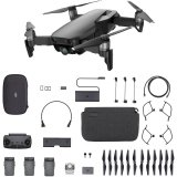 DJI Mavic Air Fly More Combo (Onyx Black) (Official DJI Malaysia Warranty)