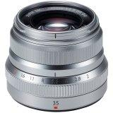 Fujifilm XF 35mm f/2 R WR Lens (Silver) (Fujifilm Malaysia)