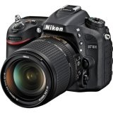 Nikon D7100 DSLR Camera with Nikon 18-140mm f/3.5-5.6G ED VR AF-S DX Nikkor Lens (Free 16GB + Nikon Bag) (Online Redemption Free Nikon AF NIKKOR 50mm f/1.8D + Exclusive NIKON T-Shirt) (1+1 Year Nikon Malaysia Warranty)