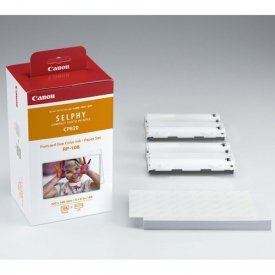 Canon Rp 108 Postcard Paper For Canon Selphy Cp910 And Cp820