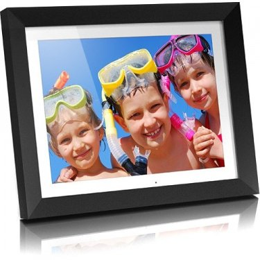 Aluratek 15 Digital Photo Frame With 2gb Built In Memory