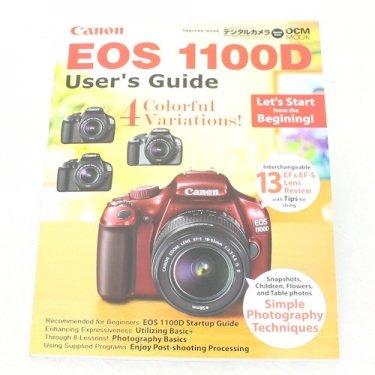 book canon eos 1100d user s guide shashinki malaysia first rh shashinki com canon eos 1100d instruction manual Canon EOS Rebel T3 1100D