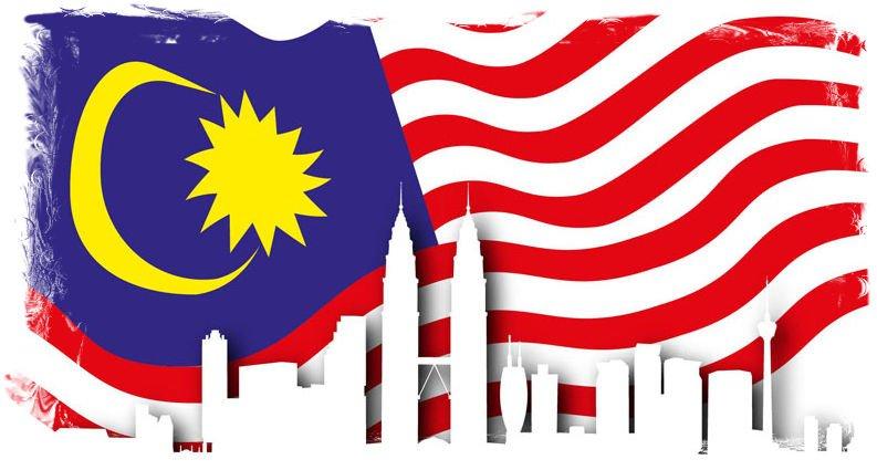 Malaysia Merdeka flag