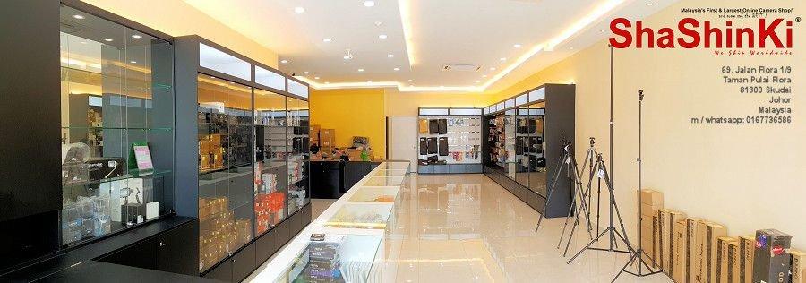 ShaShinKi Retail Shop